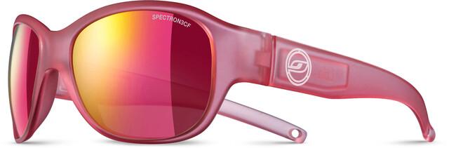 Julbo Lola Spectron 3CF Solbriller 6 10Y Børn, matt translucent pink multilayer pink